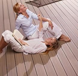 Relaxujte a užívejte si pohodu na našich terasách